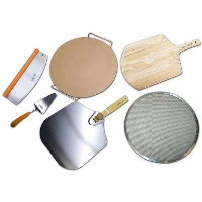 6-Piece Pizza Kit Combo Set