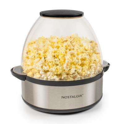 Stirring Popcorn Popper