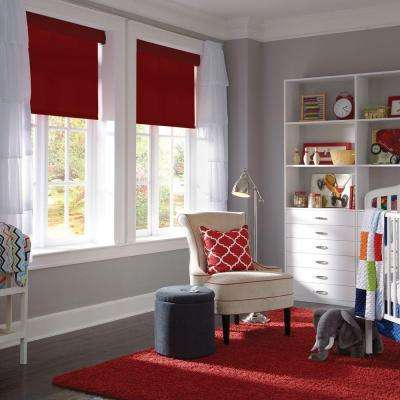 Motorized Room Darkening Roller Shades