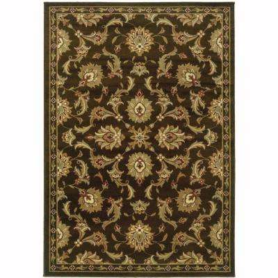 Grace Northam Brown 5 ft. x 7 ft. Area Rug