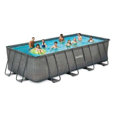 Rectangle - Above Ground Pools - Pools - The Home Depot