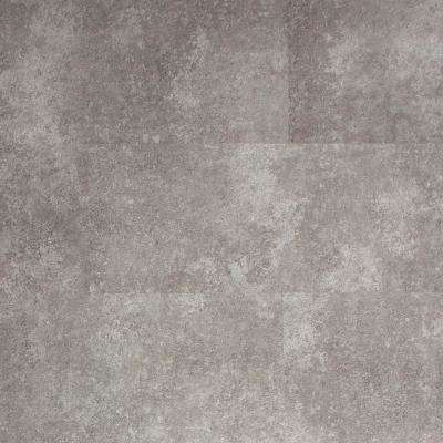 Concrete Gray 13/32 in. Thick x 11-5/8 in. Wide x 36 in. Length Plank Cork Flooring (22.99 sq. ft. / case)