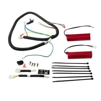 Heated Hand Grips Kit for Snow Throwers