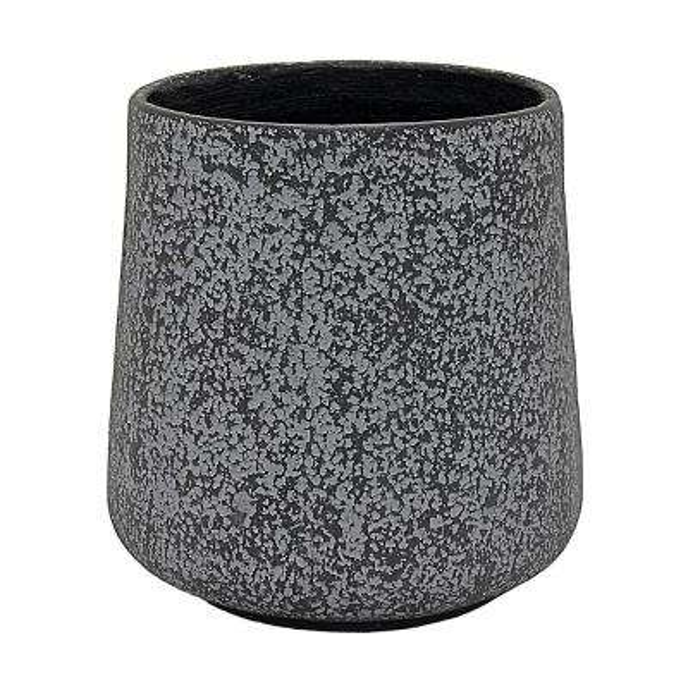 14.75 in. x 14.75 in. Planter-Medium in Gray