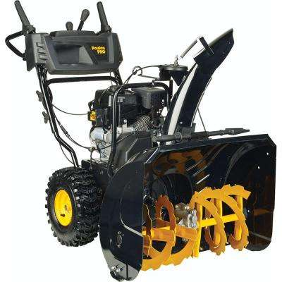 PR270 27 in. Two-Stage Electric Start Gas Snow Blower