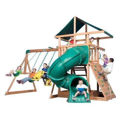 All Cedar Mountain Range Swing Set