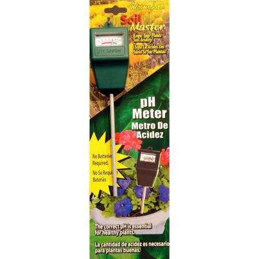Soil Master pH Meter