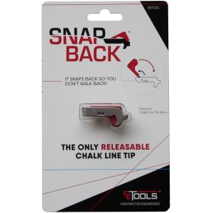SnapBack Releasable Chalk Reel Tip by SnapBack