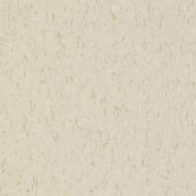Take Home Sample - Civic Square VCT Oyster White Commercial Vinyl Tile - 6 in. x 6 in.