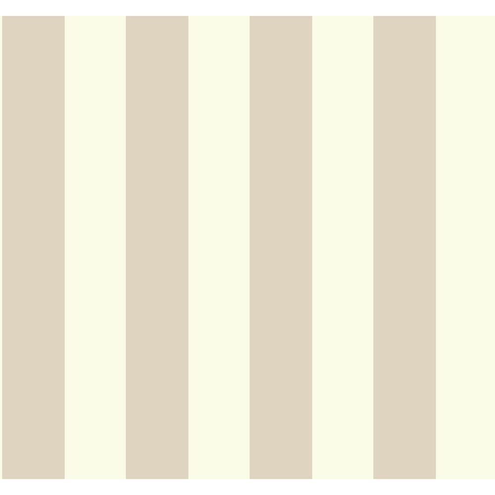 York Wallcoverings Waverly Stripes 3 In Wide Stripe Wallpaper