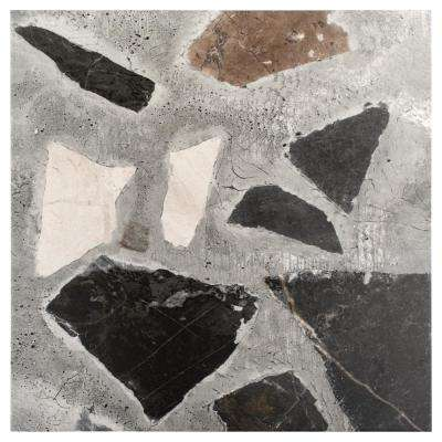 Rialto Decor 17-7/8 in. x 17-7/8 in. Porcelain Floor and Wall Tile (11.33 sq. ft./case)
