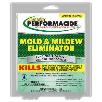 Performacide 1 Gal. Mold and Mildew Eliminator Refill Pro Pack (3-Packs)
