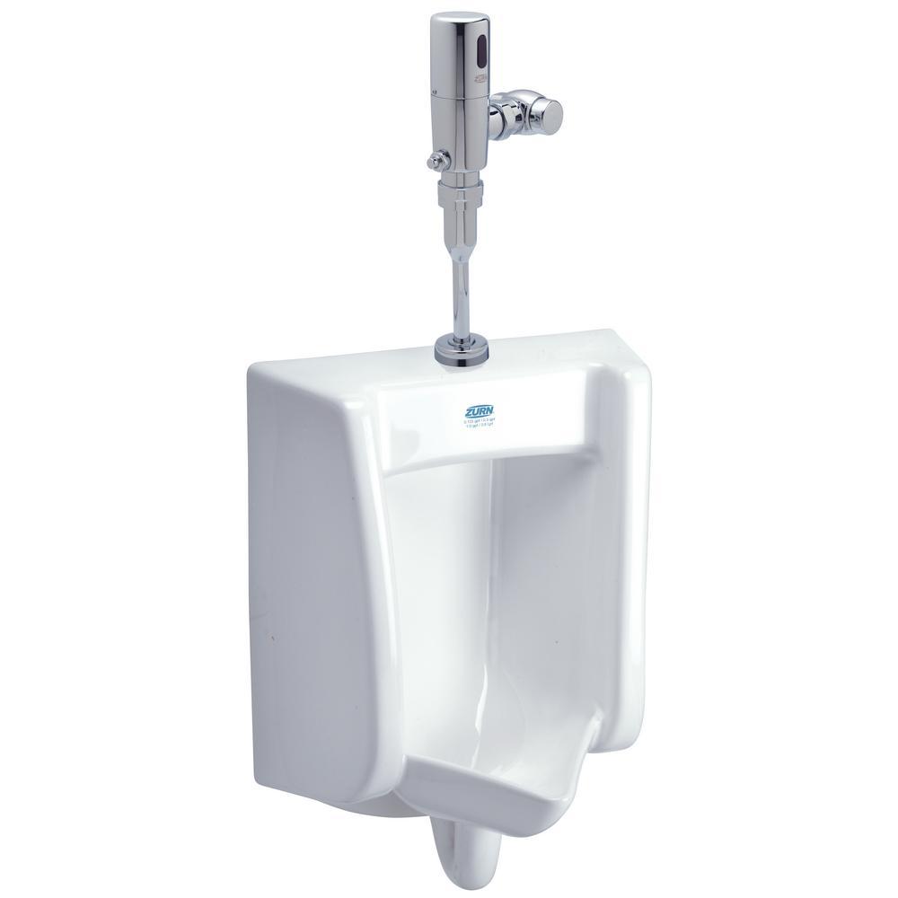 0.125 GPF Omni-Flo Urinal System in White