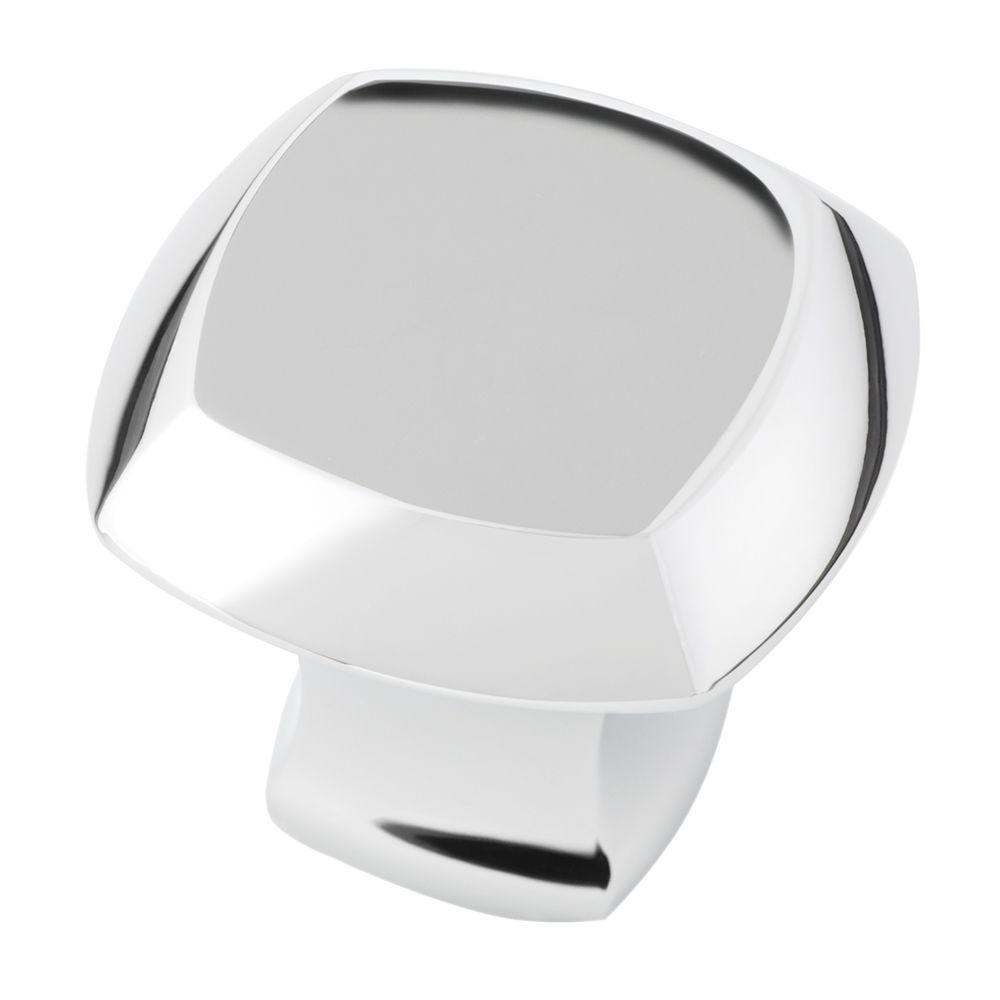 Delta Mandara Knob for Pivot Shower Door in Chrome