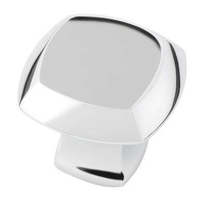 Mandara Knob for Pivot Shower Door in Chrome