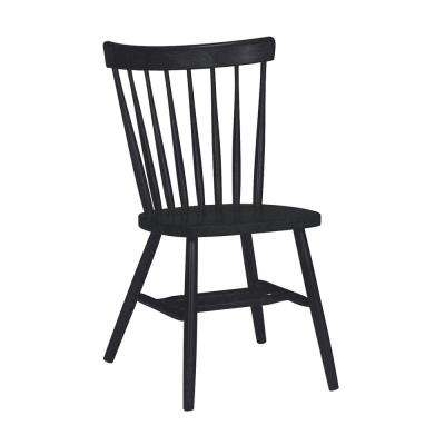 Black Copenhagen Chair