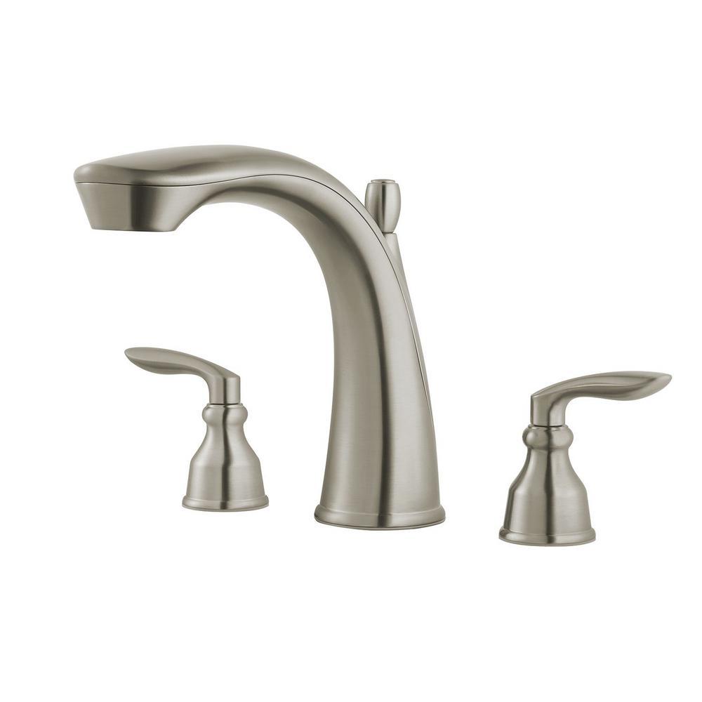 American Standard Hampton 2 Handle Bar Faucet 2 2 Gpm In