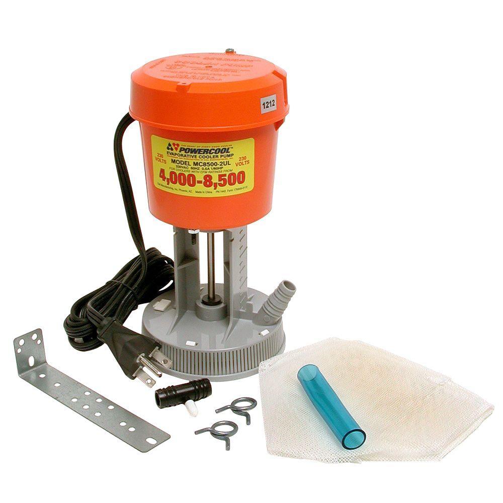 DIAL MC8500-2UL 230-Volt Evaporative Cooler Pump