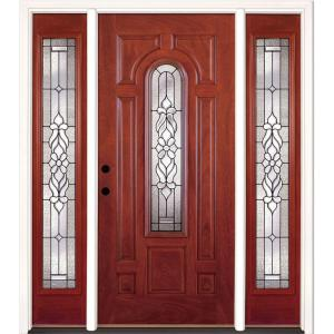 Feather River Doors 63 5 In X 81 625 In Lakewood Patina