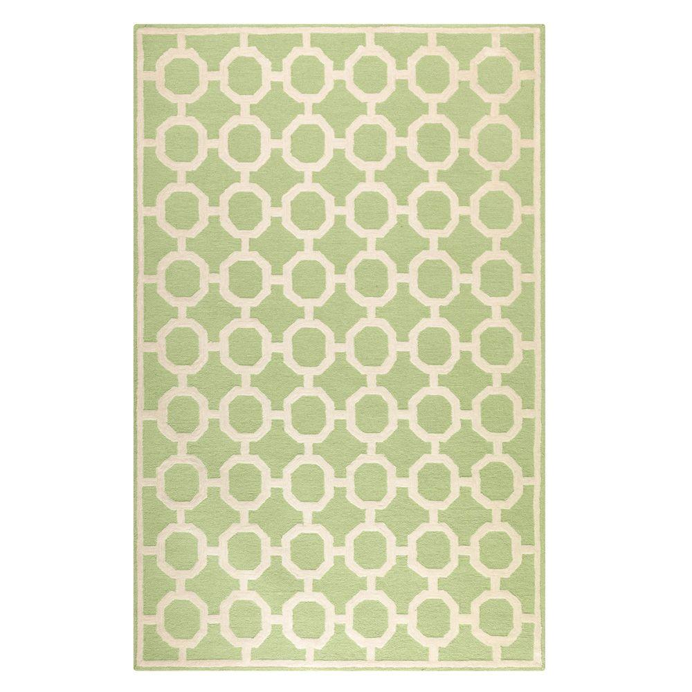 Espana Sage 5 ft. x 7 ft. 6 in. Area Rug