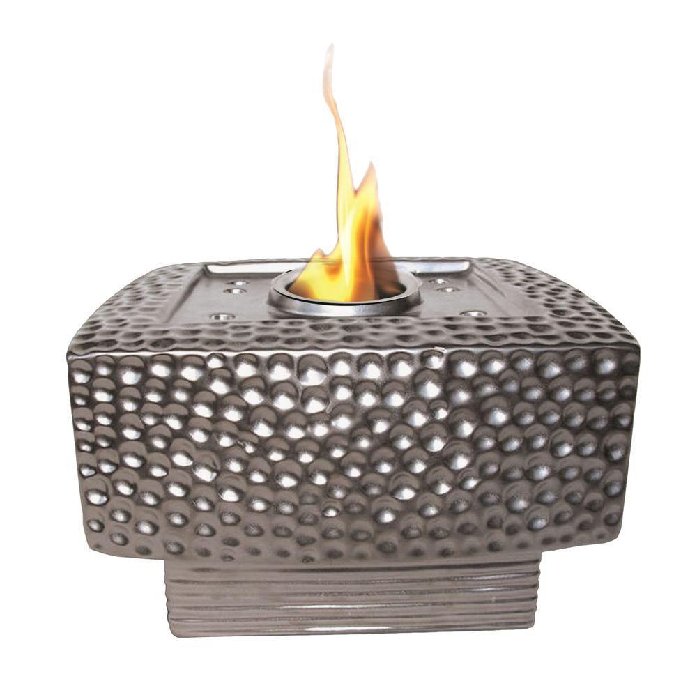 Pacific Decor Dania Fire Pot in Black-DISCONTINUED