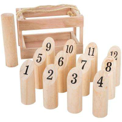 Wooden Throwing Lawn Game