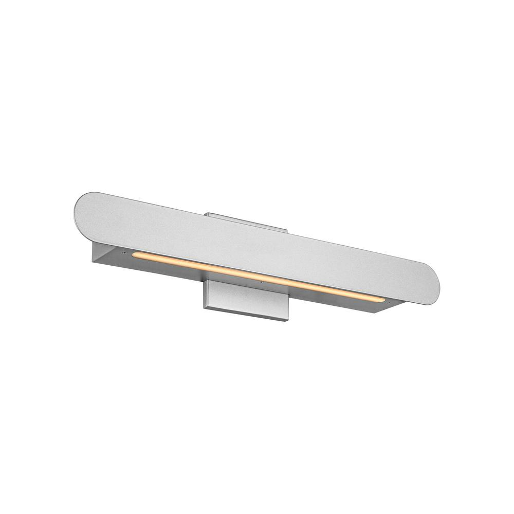 VONN Lighting Scheddi VMW11100AL 22 in. Silver LED Vanity and Bathroom Lighting Fixture