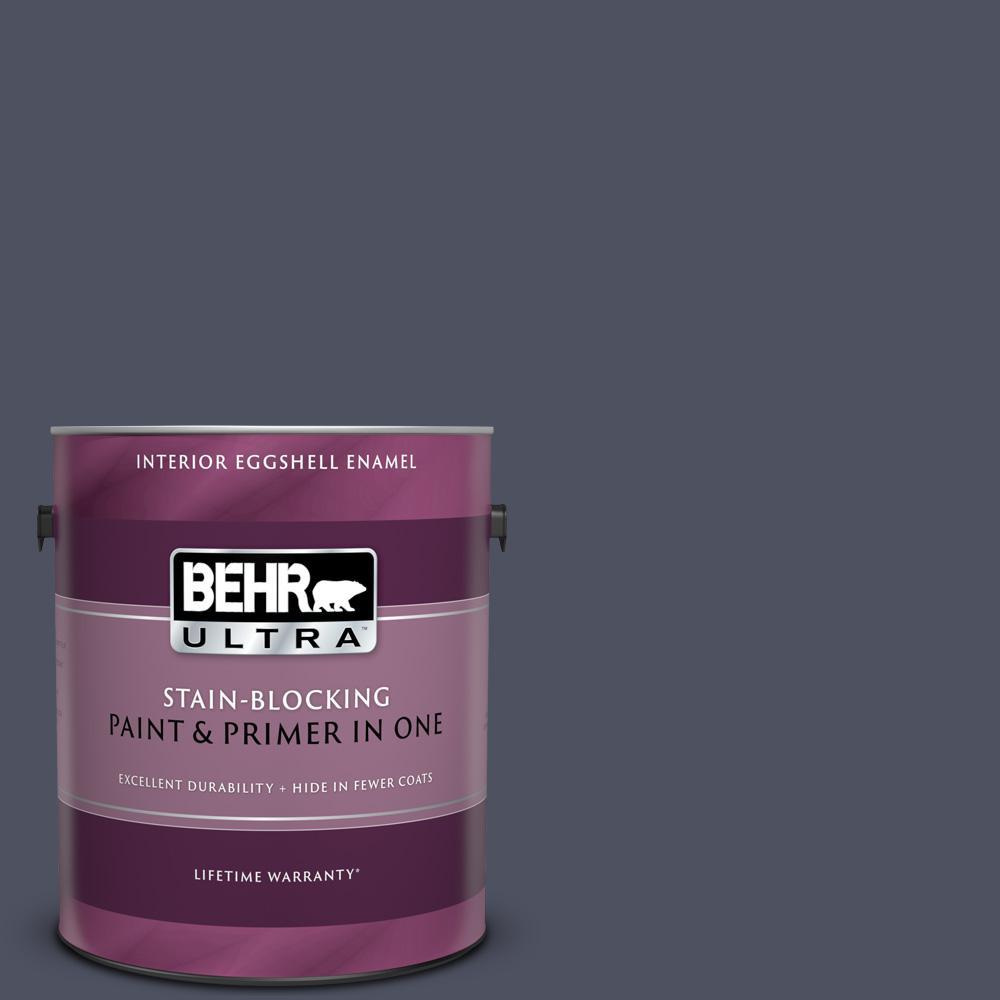 BEHR ULTRA 5 gal  #S550-7 Knighthood Matte Interior Paint