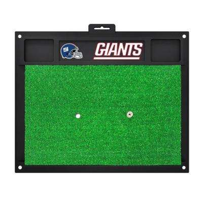 NFL New York Giants 17 in. x 20 in. Golf Hitting Mat