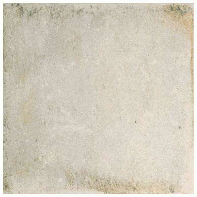 D'Anticatto Bianco 8-3/4 in. x 8-3/4 in. Porcelain Floor and Wall Tile (11.25 sq. ft. / case)