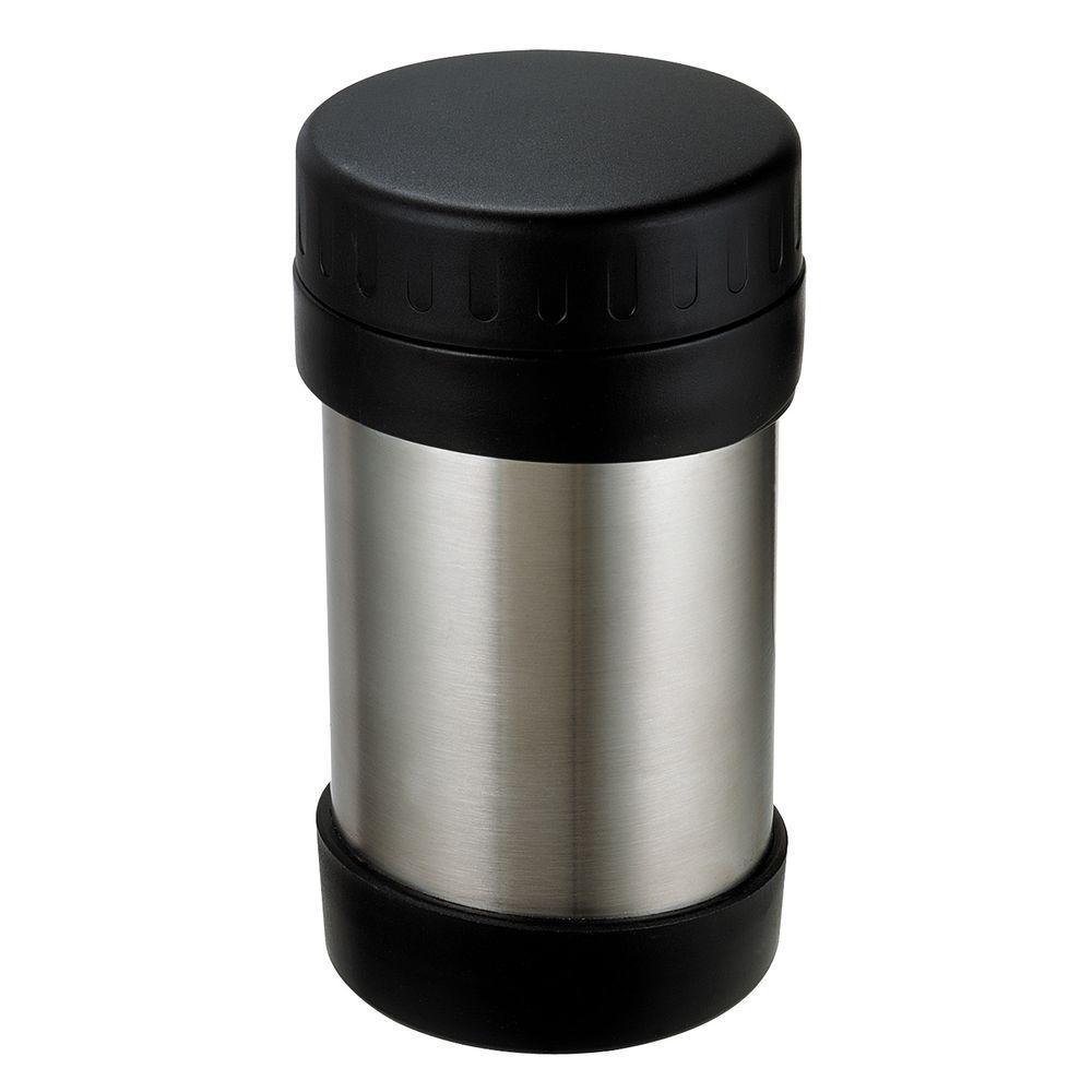 12 oz. Stainless Steel Food Jar