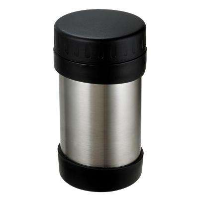 12 oz. Stainless Steel Food Jar