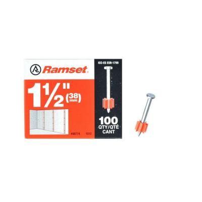 1-1/2 in. Drive Pins (100-Pack)