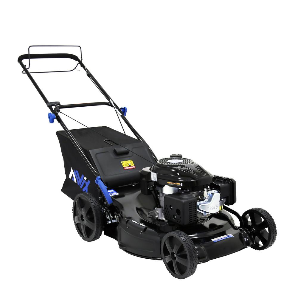 Aavix 22 In 196cc Variable Speed Gas Self Propelled Mower