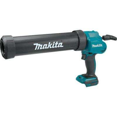18-Volt LXT Lithium-Ion Cordless 29 oz. Caulk and Adhesive Gun (Tool-Only)