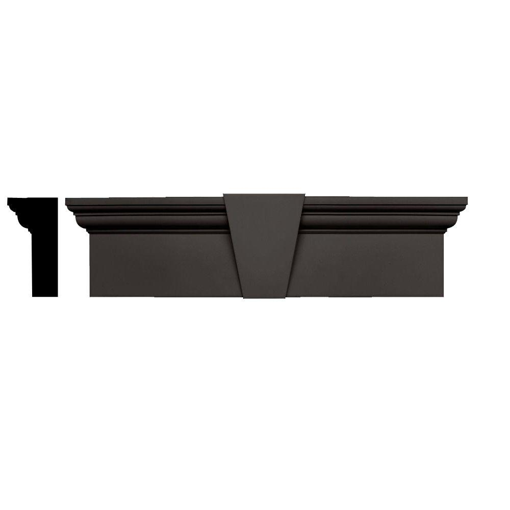 3-3/4 in. x 9 in. x 37-5/8 in. Composite Flat Panel