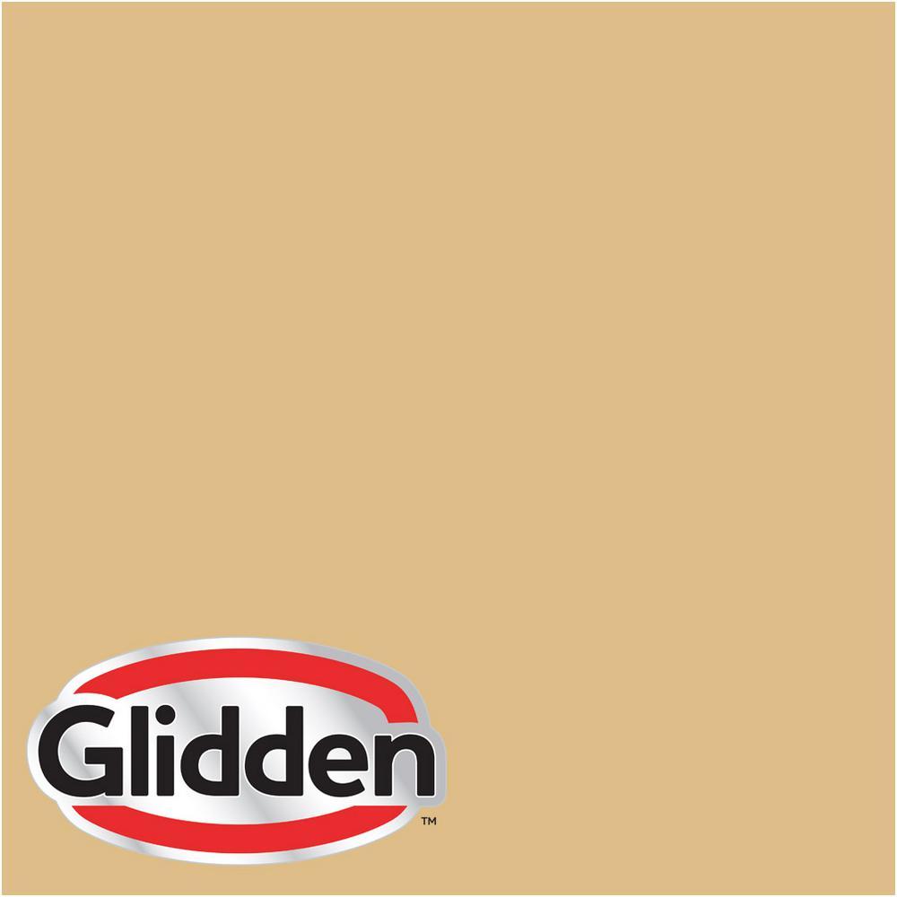 Glidden Premium 8 Oz Hdgy38u Flaxen Hair Satin Interior Paint Sample
