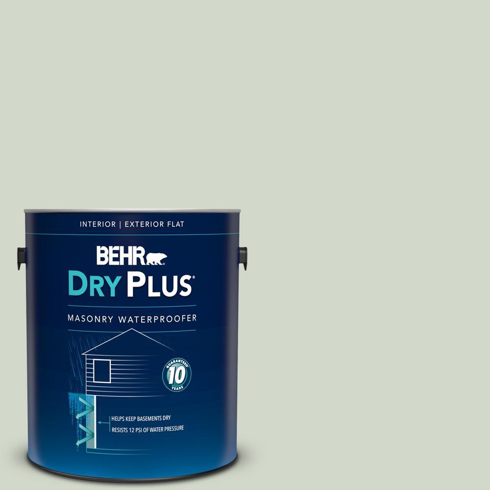1 gal. #BW-46 Gentle Green Dry Plus Masonry Waterproofer