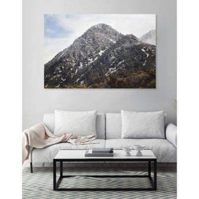 36 in. x 24 in. 'Sing At The Top' by Oliver Gal Printed Framed Canvas Wall Art