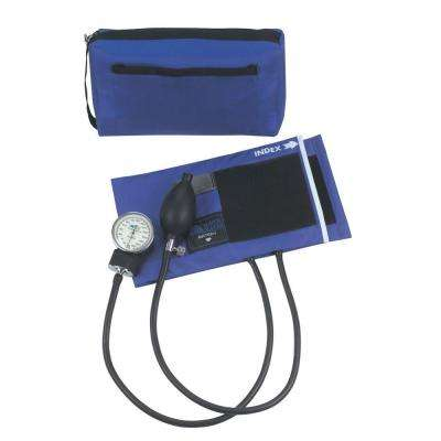 MatchMates Aneroid Sphygmomanometers Kit in Royal Blue