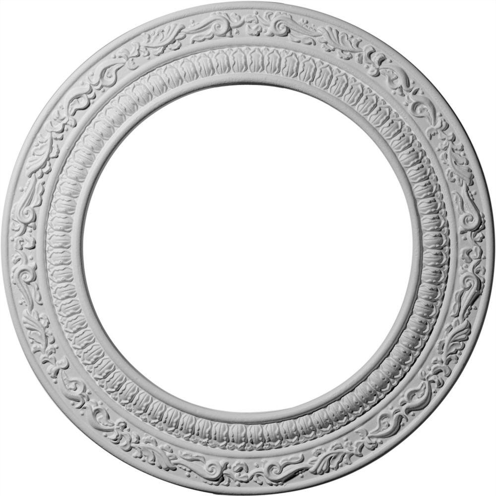 12 in. Andrea Ceiling Medallion