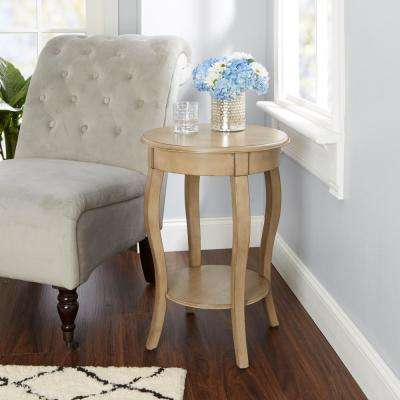 Charlotte Brown End Table