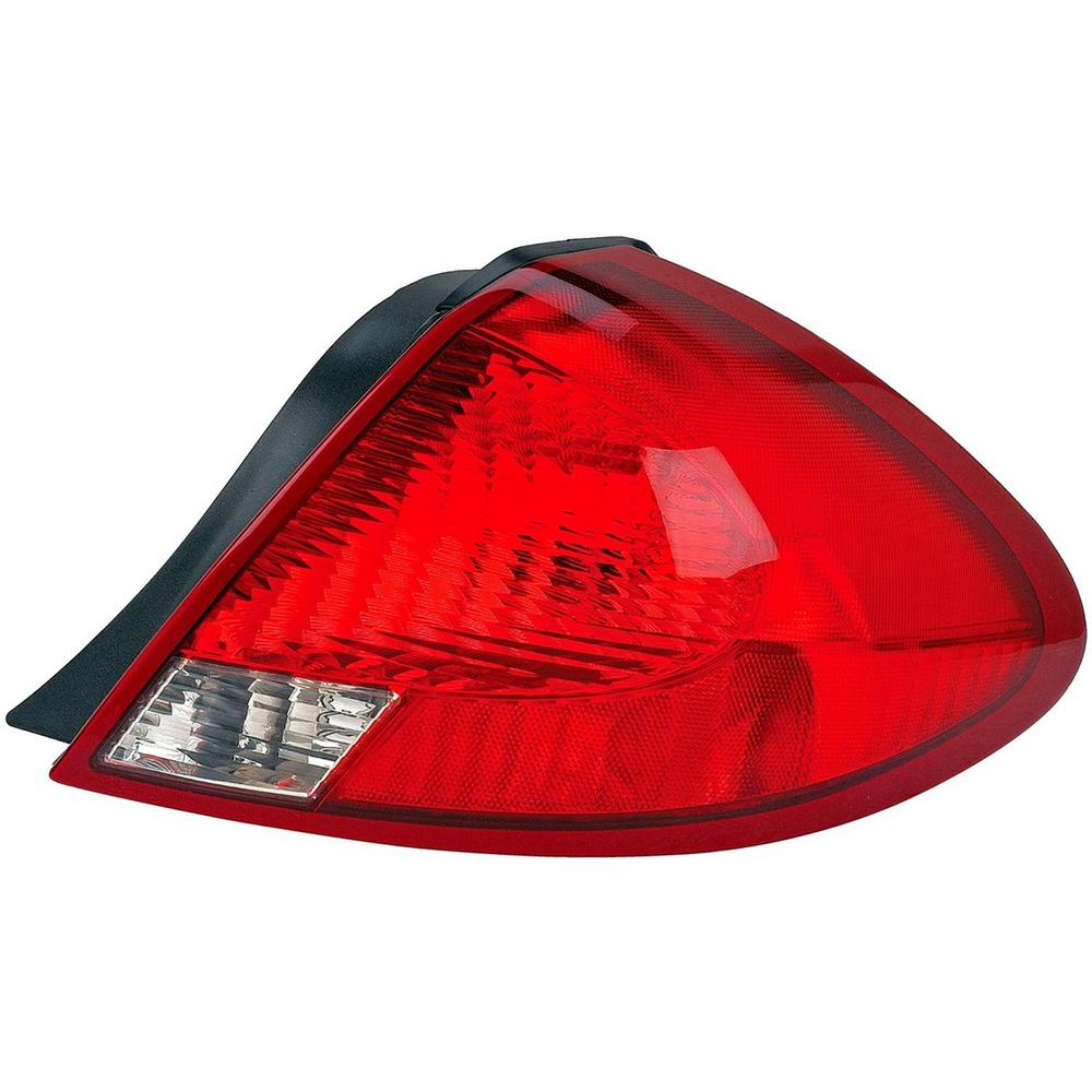 Car Tail Lights >> Dorman Tail Lamp Assembly