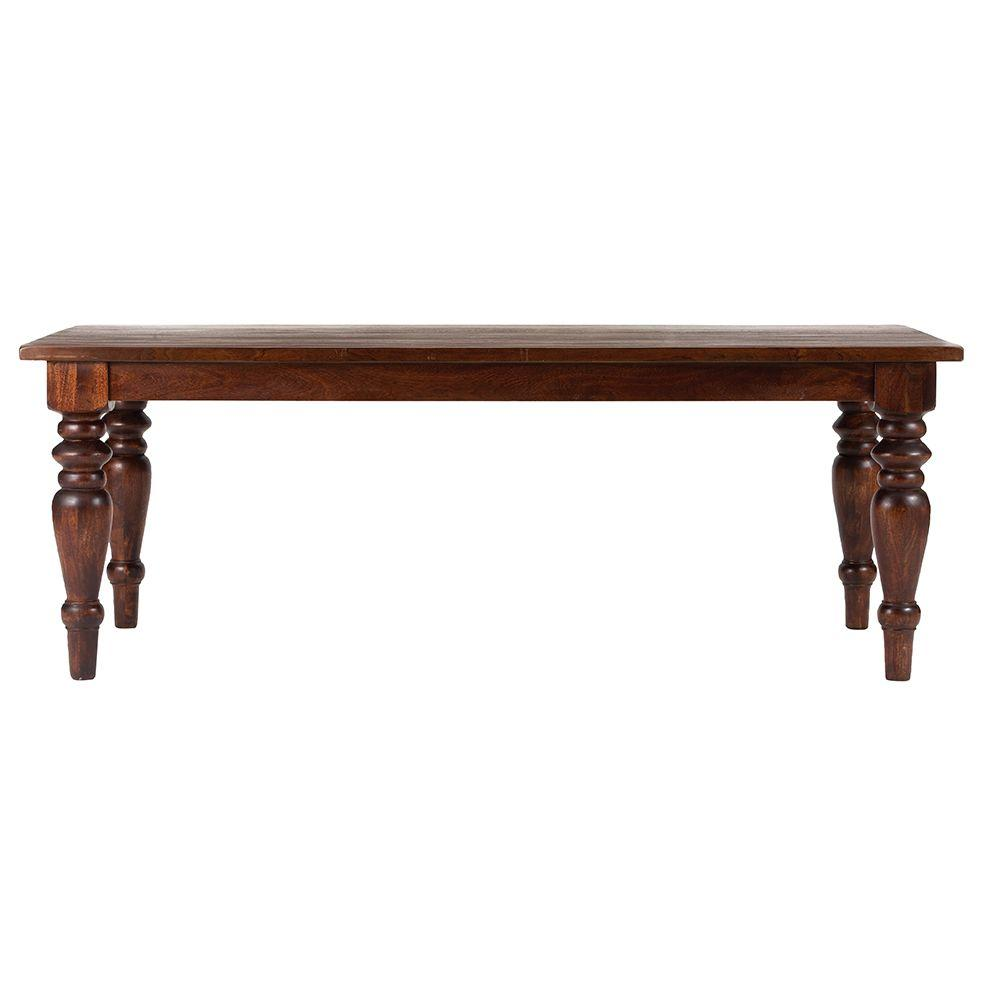home decorators collection walton antique walnut dining table