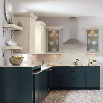 Classic Custom Kitchen Cabinets Shown in Modern Style
