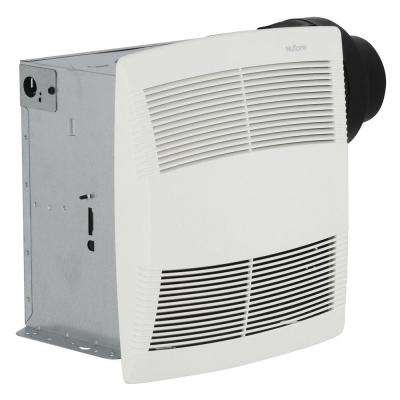 QT Series Quiet 130 CFM Ceiling Bathroom Exhaust Fan, ENERGY STAR*