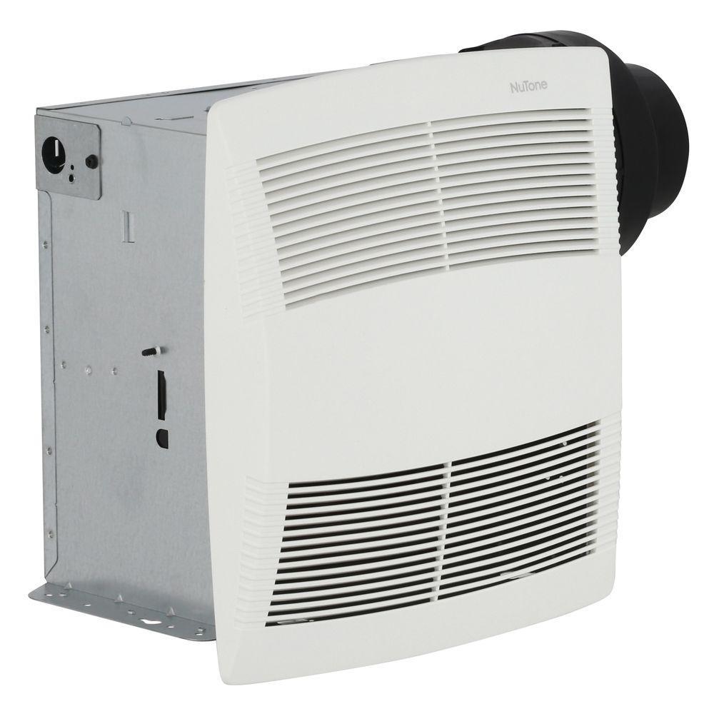 QT Series Quiet 130 CFM Ceiling Exhaust Bath Fan, ENERGY STAR Qualified
