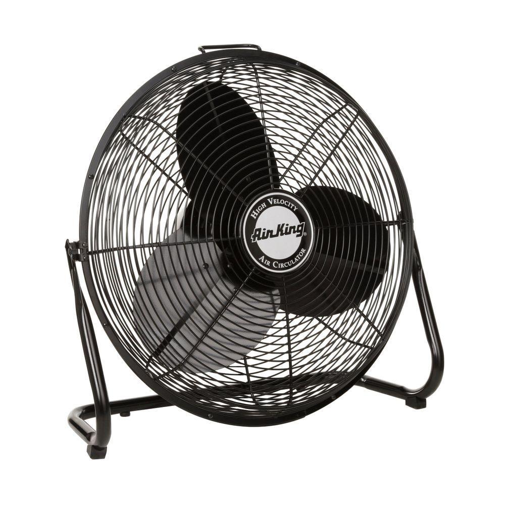 High-Velocity 20 in. Floor Fan