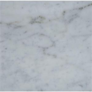 Ms international carrara white 18 in x 18 in polished for 18 x 18 marble floor tile