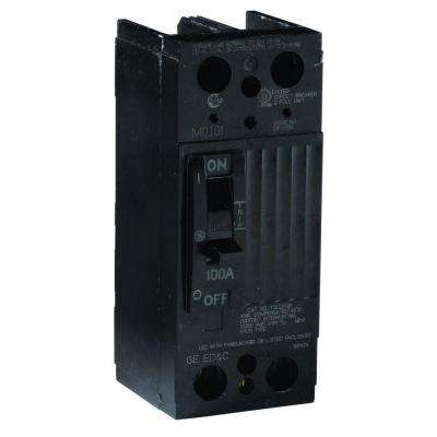 PowerMark Gold 100 Amp Double Pole Circuit Breaker